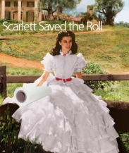 Scarlett Saved the roll
