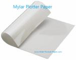 Double Matte Mylar Rolls Plotter Paper